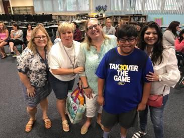 Teachers Foundation 8